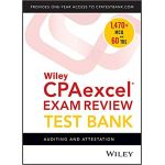 WILEY CPAEXCEL EXAM REVIEW TEST BANK