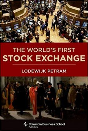 THE WORLDS FIRST STOCK EXCHANGE